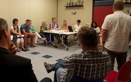 Participatie training gemeente Best